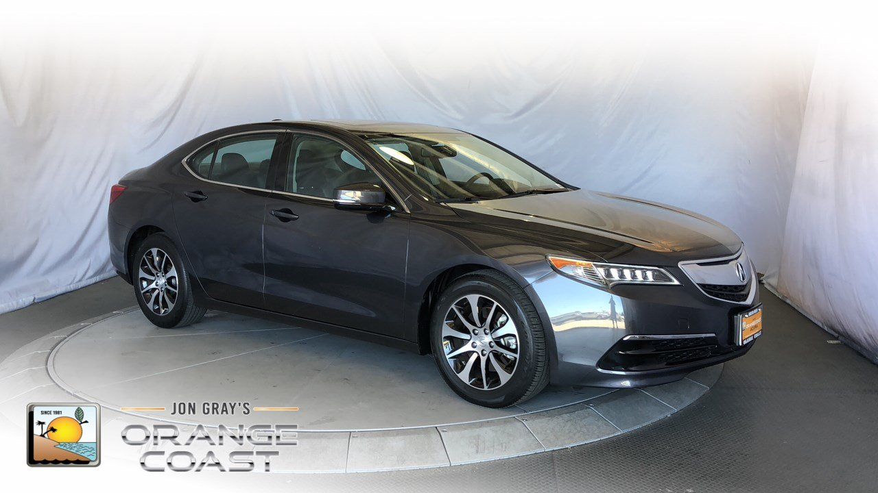 Certified PreOwned Acura TLX DCT PAWS Dr Car In Costa - Pre own acura