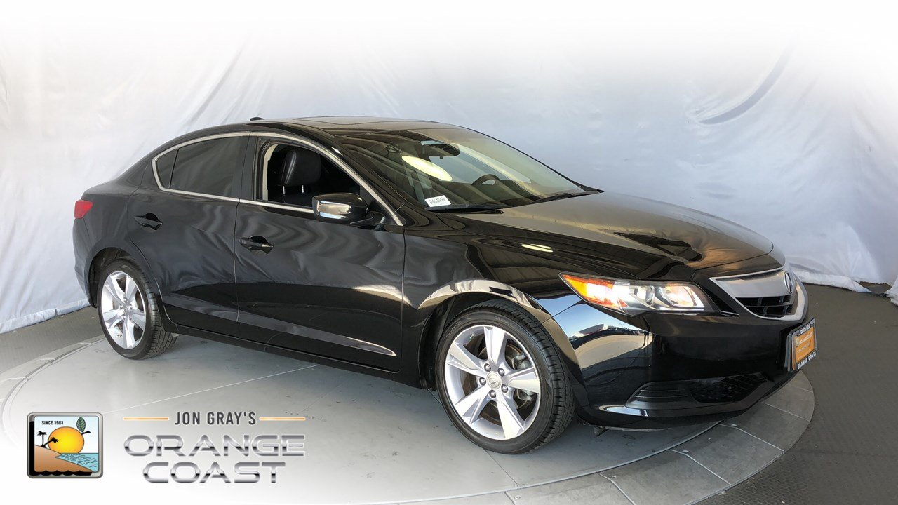 Pre-Owned 2014 Acura ILX 4DR SDN 2.0L