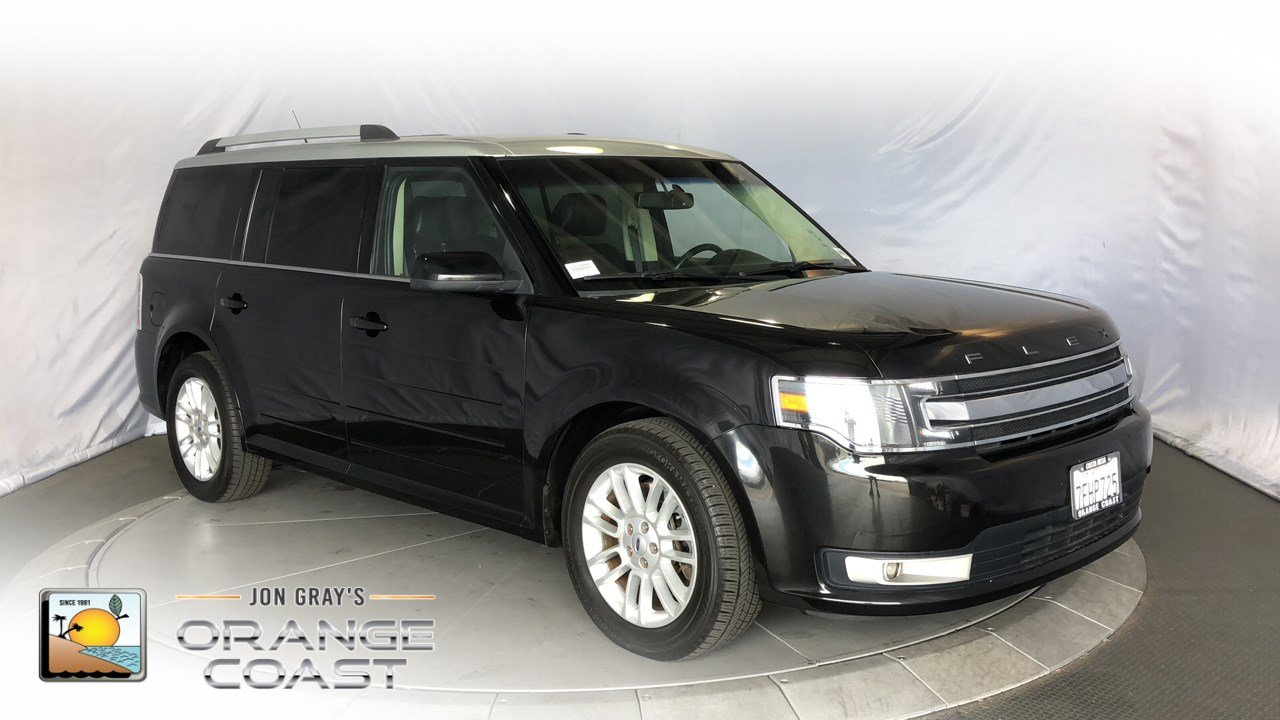 Pre owned 2014 ford flex sel