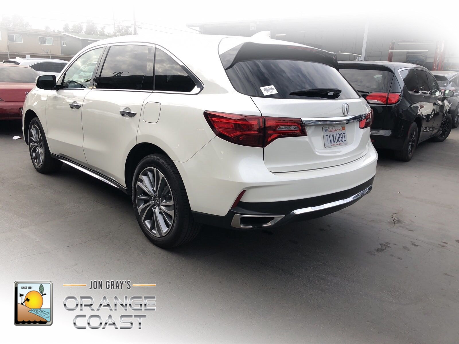 Pre Owned 2017 Acura MDX w Technology Pkg Sport Utility in Costa