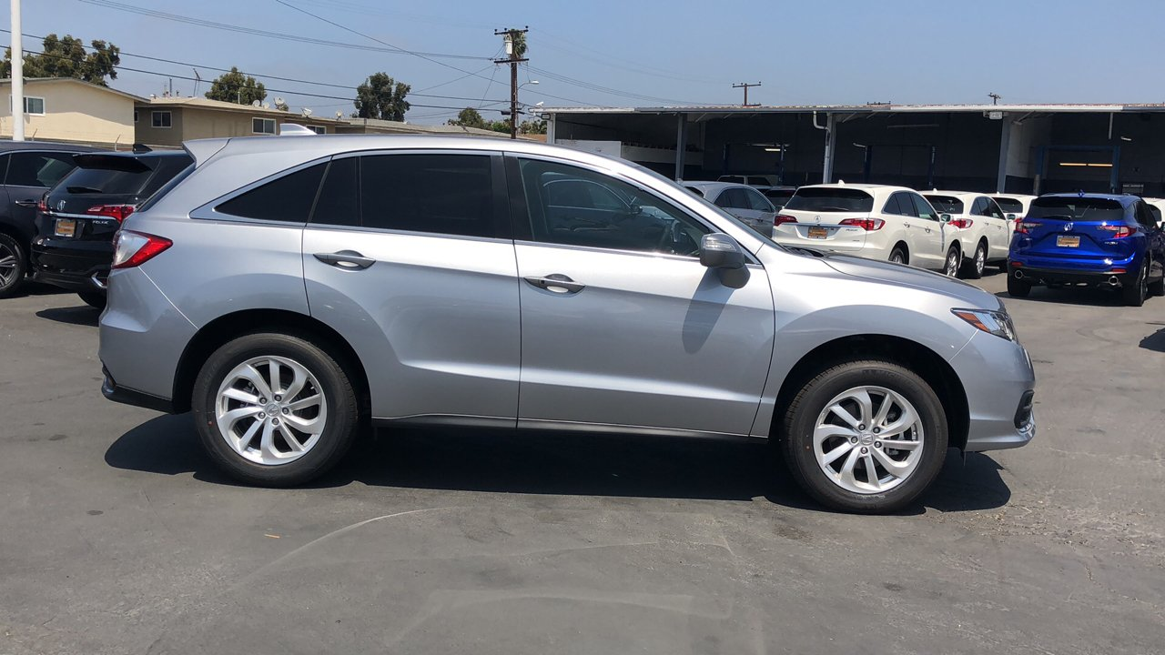New Acura RDX Base Sport Utility In Costa Mesa RD - 2018 acura rdx rims