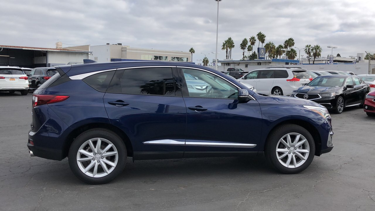 New Acura RDX Base Sport Utility In Costa Mesa RD - Acura rdx tires