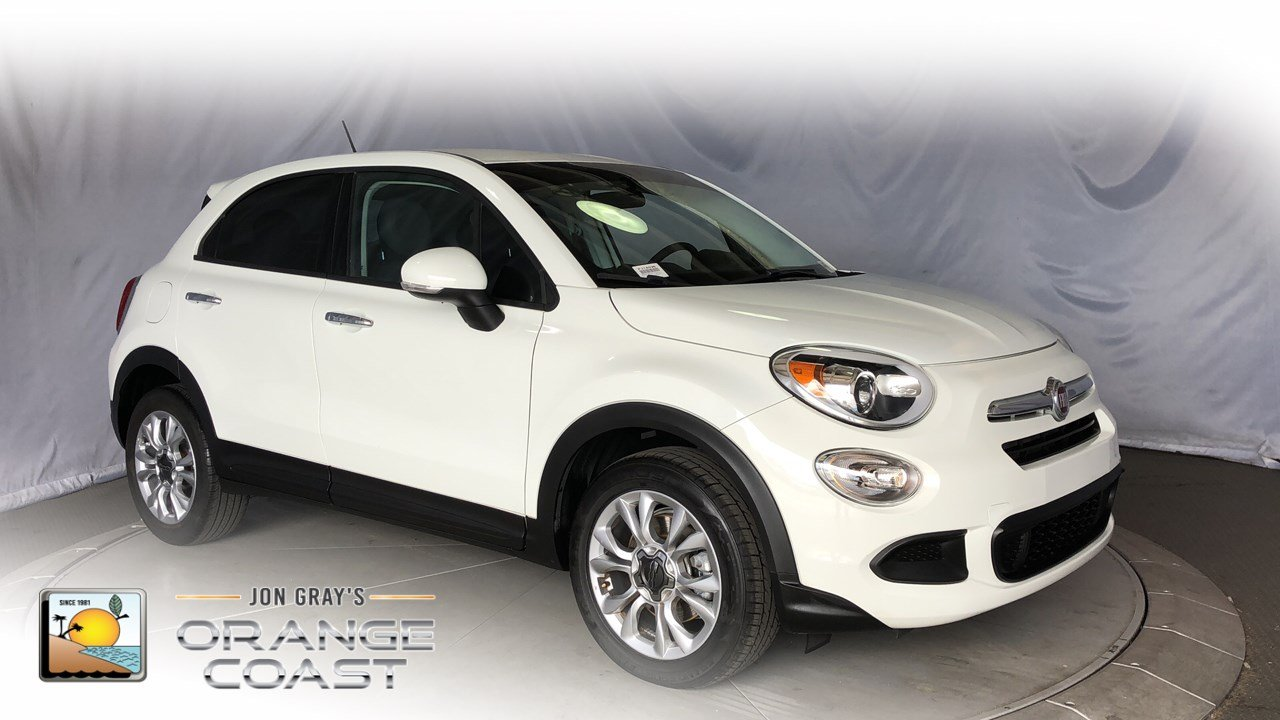pre-owned 2016 fiat 500x easy sport utility in costa mesa #pj14036