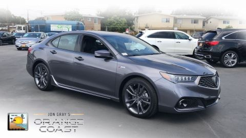 Lease For Costa Mesa Orange Coast Acura - Acura tl lease offers