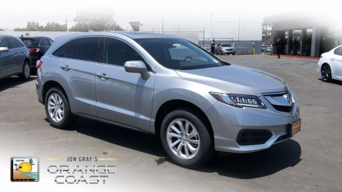 New Acura RDX In Costa Mesa Orange Coast Acura - Acura rdx lease prices paid